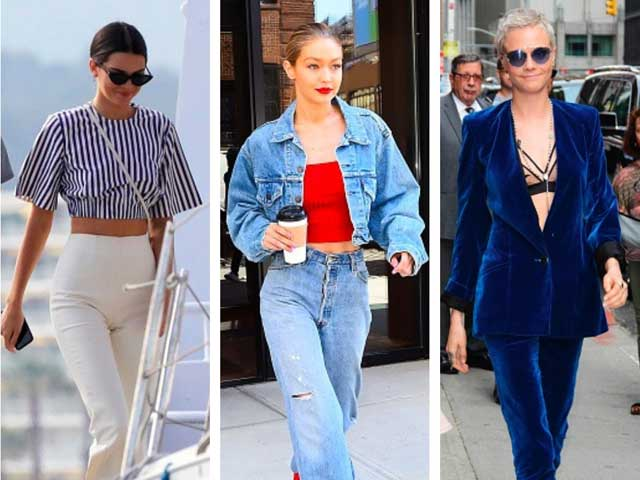 Celebrity fashion trends 2017