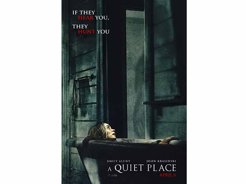 Watch A Quiet Place movie at VOX Cinemas in Muscat