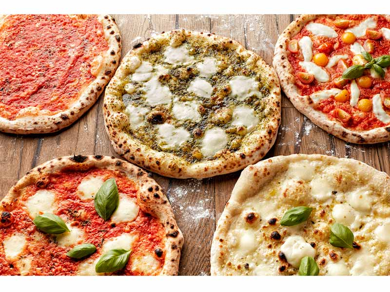 800 Degrees Neapolitan Pizza in the Middle East