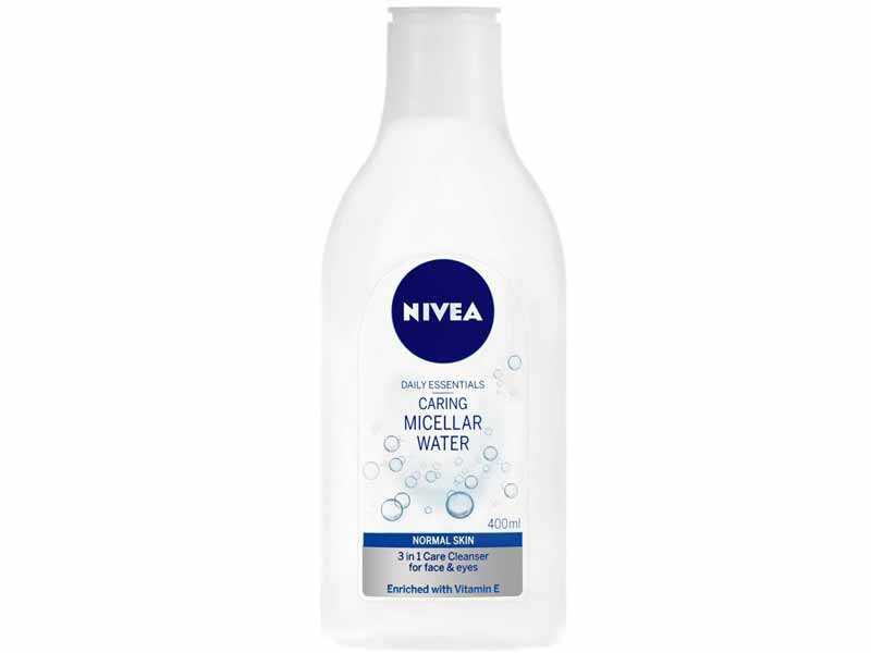 Caring Micellar Water from Nivea  at Carrefour Muscat