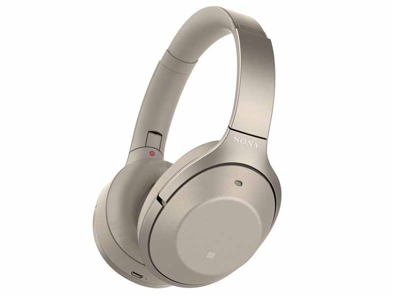 Sony headphones at Muscat