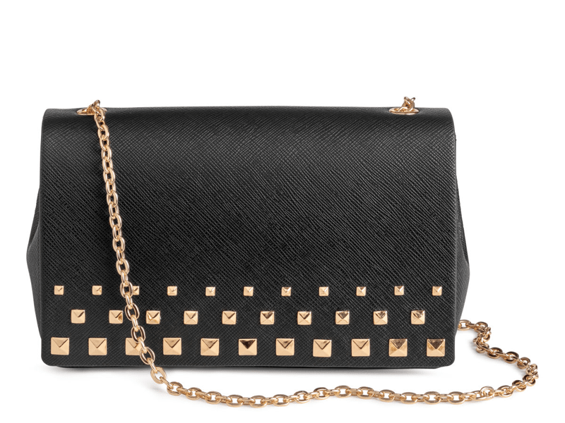 Studded bag by H&M available at Mall of the Emirates and City Centres