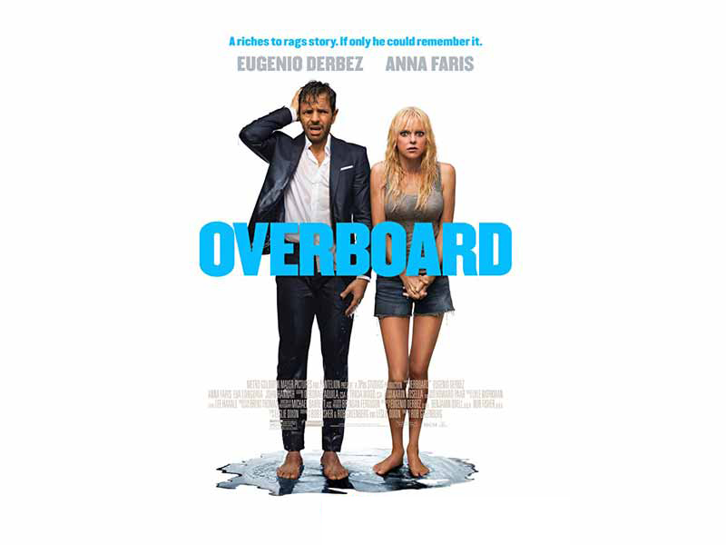 Watch Anna Faris in Overboard at VOX Cinemas in Muscat