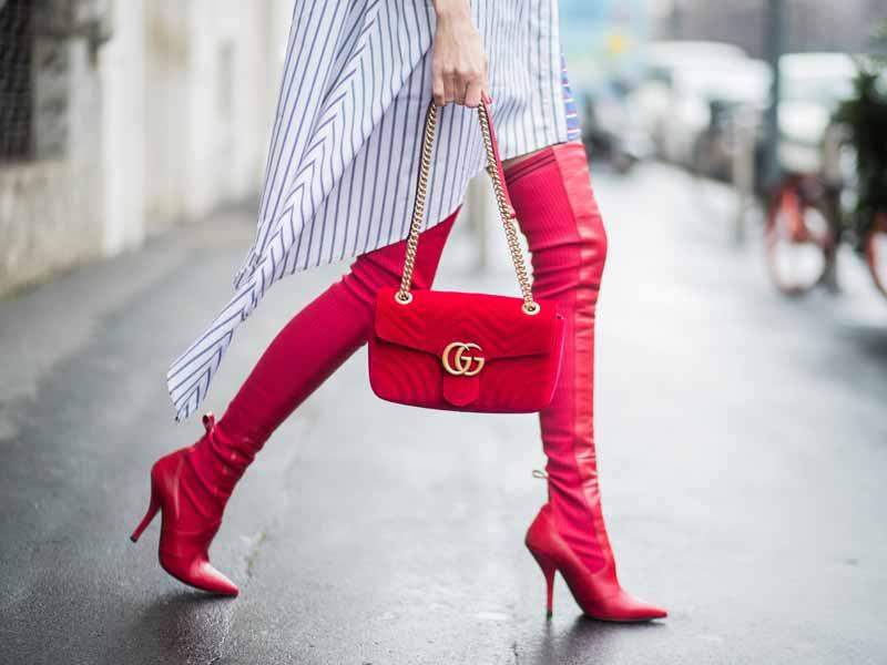 7a84db74f أحدث صيحات الأزياء: أحذية بتصميمات رائعة للموسم الجديد
