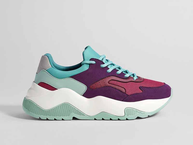 60b388ee0 حذاء رياضي بألوان متعددة، من بيرشكا، في مول الإمارات ومول مصر ومراكز سيتي  سنتر
