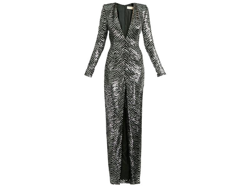 b24ac29ab فستان للسيدات مزدان بخيوط من الفضة، من أليكساندر فاوذير في بوتيك 1، بمول  الإمارات