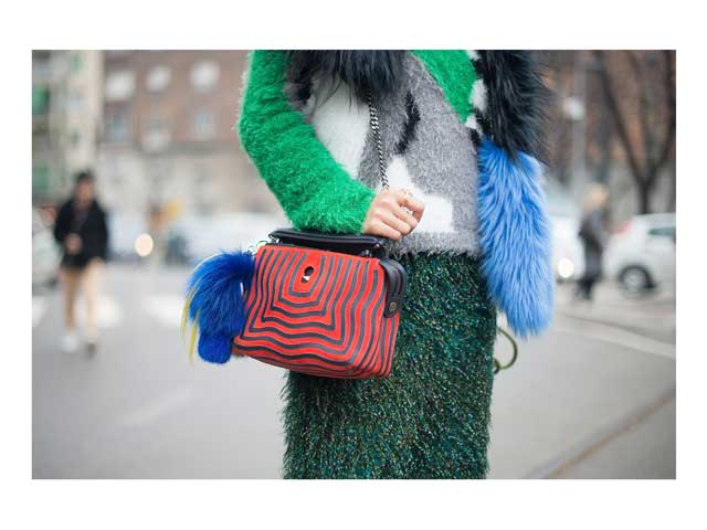 8c9cb78bf Its an Italian job with furry nice sweaters at Milan Fashion Week this  season